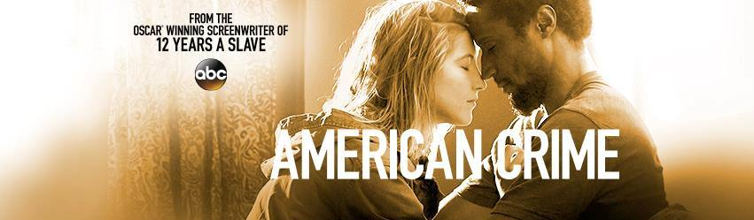 Ads for the film american crime